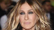 Sarah Jessica Parker's Metallic Makeup for the 2016 Met Gala