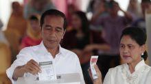Indonesiens Präsident JokoWidodo gewinnt Wahl