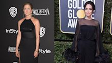 Why we care that Angelina Jolie ignored Jennifer Aniston at the Golden Globes