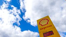 Shell stars after cost-cutting plan as FTSE 100 slumps