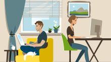 Trabajar desde casa puede estar pasando factura a tu cuerpo