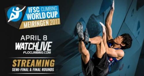 Escalade - CdM - Les retransmissions live de la Coupe du monde d'escalade seront désormais payantes