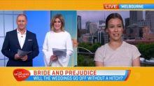 Bride and Prejudice star speaks ahead of walking down the isle