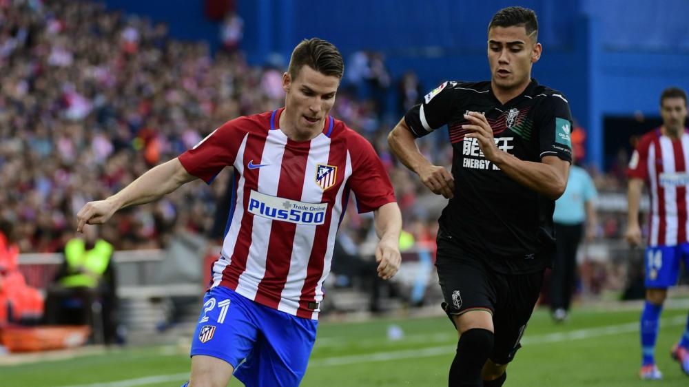 Real-Atlético, Gameiro forfait pour le derby de Madrid