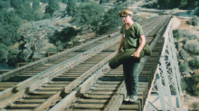 'Stand by Me': The deleted train trestle scene you never saw