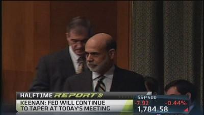 Fed in transition; Uncertainty in market: Pro