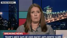 Mary Trump Says President Used N-Word, Anti-Semitic Slurs (Video)