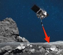 NASA's OSIRIS-REx spacecraft is about to suck up asteroid rubble for the first time. Watch the risky maneuver live.