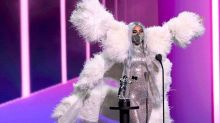 Every single Lady Gaga outfit and face mask from the 2020 VMAS