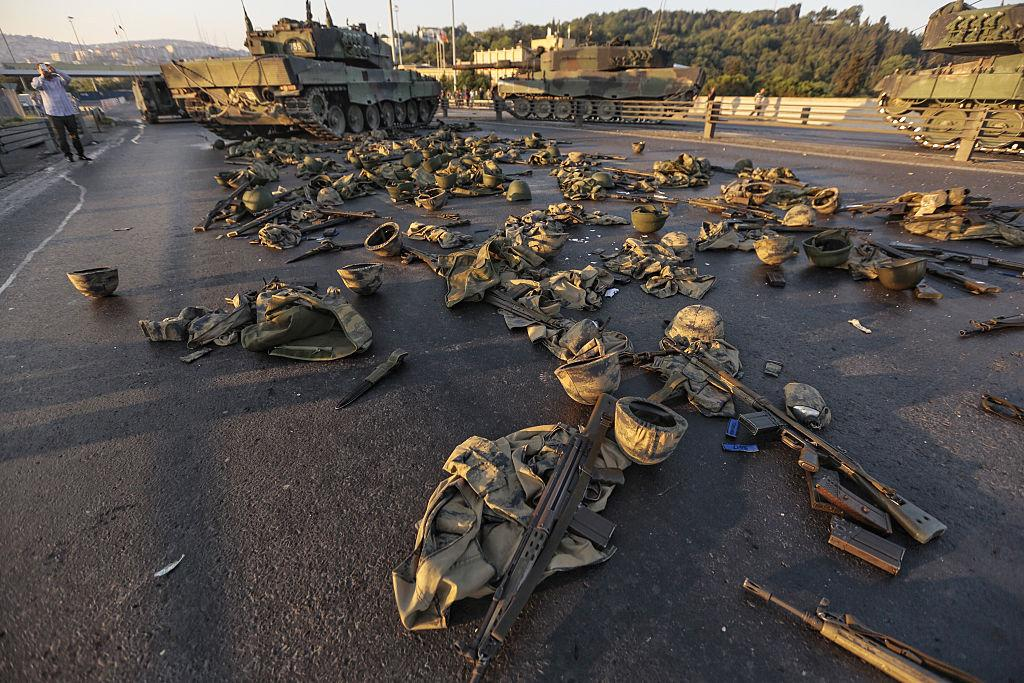 Turkey's Ongoing Military Purge Drives, Complicates Regional Ambitions