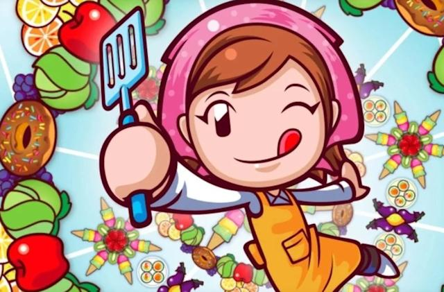 There's some serious Cooking Mama drama going on right now
