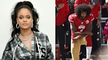 Rihanna turned down Super Bowl halftime show because she 'stands with the players and Colin Kaepernick'