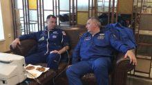 Russland will schnell wieder bemannte Flüge zur ISS senden
