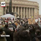 New Yorkers rally in support of Asian-Americans