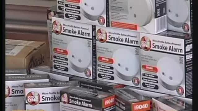 Bakersfield Fire Department To Hand Out Free Smoke Detectors