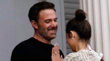 Ben Affleck, Ana de Armas y el sospechoso anillo que desata rumores de compromiso