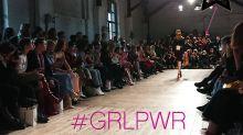 Wie ich eine Fashion Show inmitten von Runway-Fotografen überlebte
