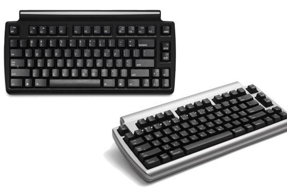 Matias' new Mini Quiet and Laptop Pro bring silent mechanical keyboards to road warriors (update: hands-on video)