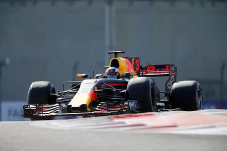 Abu Dhabi Grand Prix - 2017