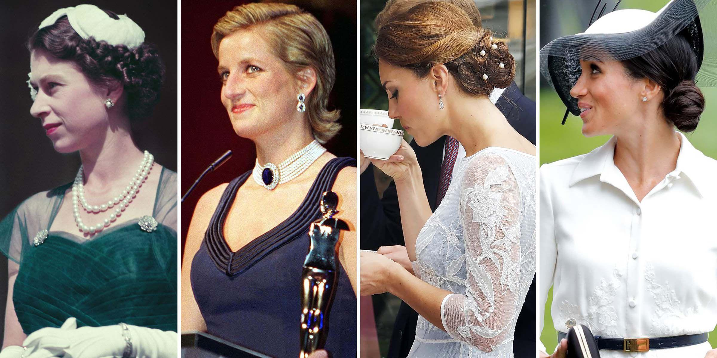the best royal hairstyles through the years