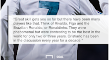 Ronaldo needs Messi like Ali needed Frazier and Federer needs Nadal - Ferdinand