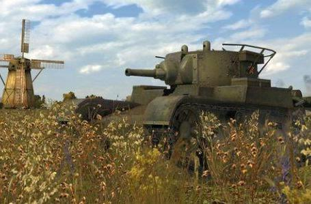 World of Tanks celebrates July 4th via a big tank tournament