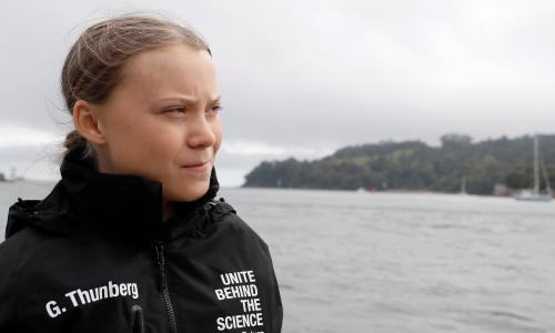 Greta Thunberg to guest edit BBC Radio 4's Today programme. The Swedish activist will interview leading figures in the fight against global heating