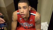Brandon Ashley after loss to UCLA