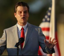Matt Gaetz addresses sex trafficking allegations in Ohio rally speech: 'I'm being falsely accused'