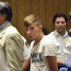 The Latest: Driver denies previous drunken driving charge