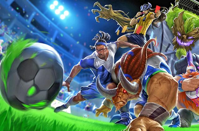 Riot Games loses 'League of Legends' lawsuit to retired soccer star