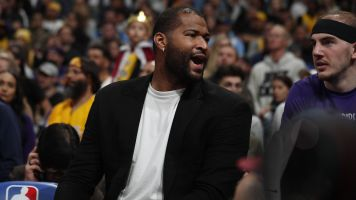 Cousins says best dunk came from NFL star
