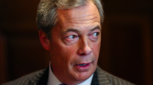 Nigel Farage comes out in support of Marine Le Pen to be French president
