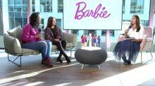 The Barbie Be Inspired workshop: let's #CloseTheDreamGap together