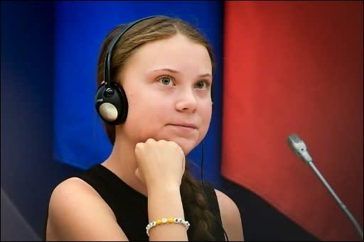 Greta Thunberg Segelschiff