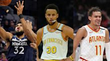 2020 NBA Bubble Draft: Wizards take Steph Curry in race for playoff spot