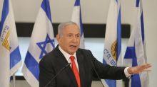 En nueva protesta en Israel exigen renuncia de Netanyahu