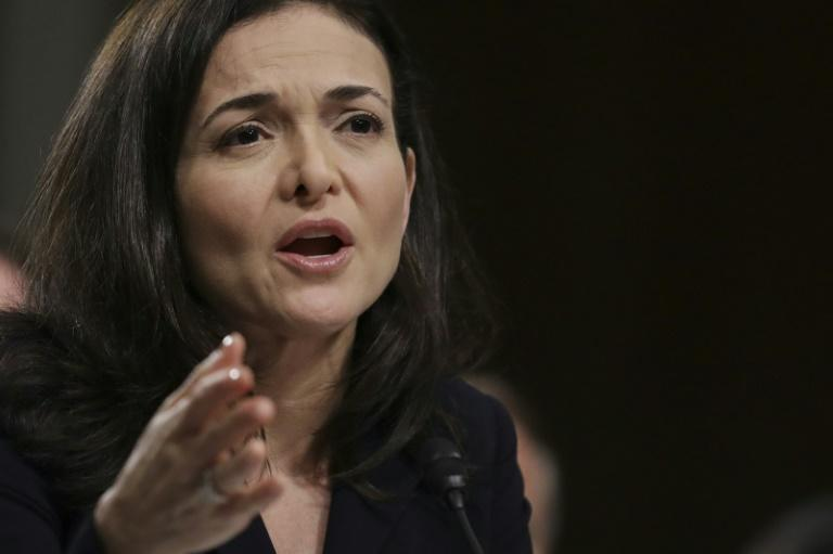Facebook chief operating officer Sheryl Sandberg says the leading social network will announce policy changes following the release of its civil rights audit, amid a growing boycott aimed at pressing the platform to remove toxic and hateful content (AFP Photo/Drew Angerer)