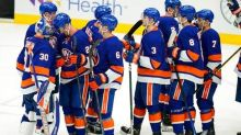 The Latest: Islanders To Have Fully Vaccinated Fan Section