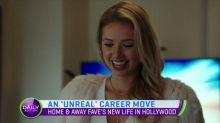 An 'unreal' career move