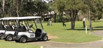 Man dies in 'freak accident' while playing golf