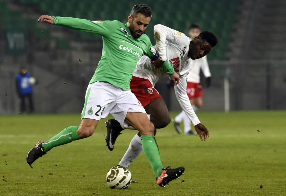 """Saint-Etienne: """"Il nous a manqué des joueurs de talent"""", juge Loïc Perrin"""