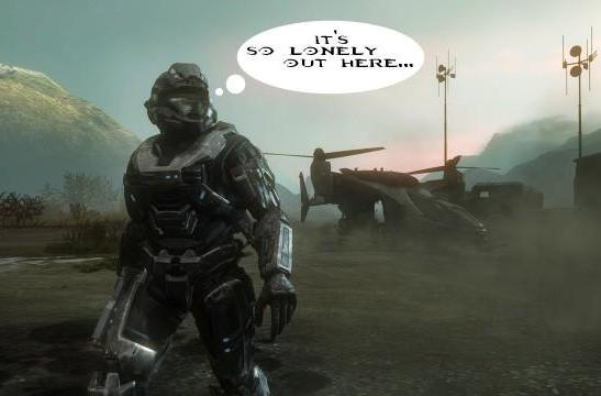 Halo Reach requires hard drive to play in co-op mode, Microsoft working on this 'temporary issue'