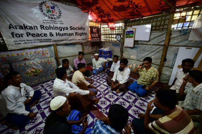 Bangladesh is eager for the Rohingya's return, with its resources severely strained by nearly a million refugees living in camps