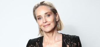 Sharon Stone 'astounded' she's still modeling at 62