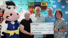 'A handshake is a handshake': Friends split $22M Powerball jackpot, honoring years-old agreement
