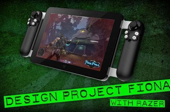 Razer's Project Fiona gaming tablet may see the light of day if enough of you want it