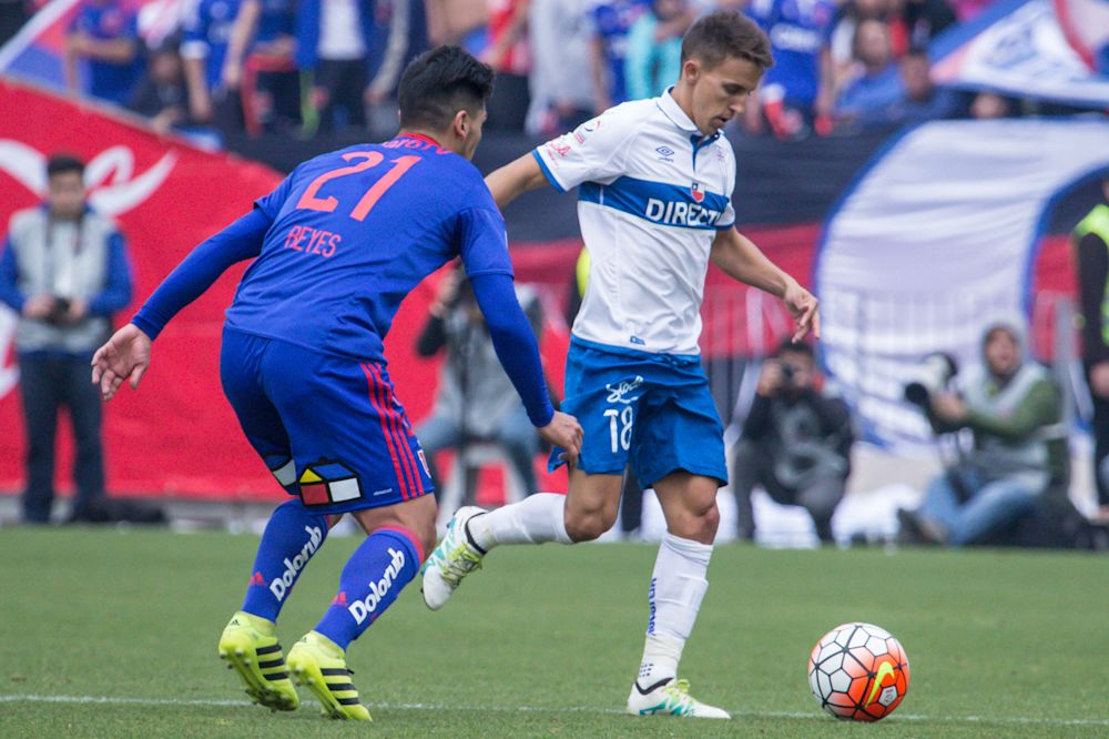 Universidad de Chile vs. Universidad Católica: formaciones, día, horario y TV