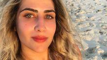 """Jéssica Costa, filha de Leonardo, fala sobre perder 30kg: """"Nunca me aceitei"""""""