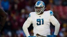 Defensive tackle A'Shawn Robinson begins practicing with Rams